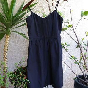 J.Crew Classy Black Dress